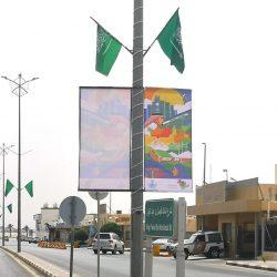 بلدية الصرار تنهي استعدادها لليوم الوطني الـ 91 للمملكة