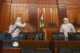 ارتفاع عدد الإصابات بكورونا في لبنان إلي ٦١ حالة