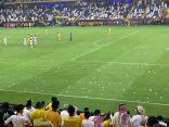 """""""الانضباط"""" تُغرم النصر 150 ألف ريال بسبب الجماهير"""