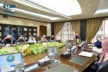 الدكتور السند يتسلم مشروع مقاييس الانتقاء المهني وإصدار رخصة العمل الميداني