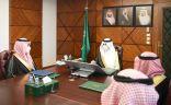 سمو أمير المنطقة الشرقية يطلع على برنامج تطوير منافذ الشرقية البرية