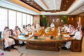 وزير الشؤون الإسلامية يترأس اجتماع أعمال الفريق المشترك لرفع كفاءة الإنفاق في الوزارة