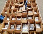 أمانة الشرقية: ضبط ٧ أطنان بيض فاسد قبل توزيعه في سوق الخضار بالدمام