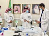 مدير صحة بيشة يدشن مركز جراحة السمنة والمناظير المتقدمة بمستشفى الملك عبدالله