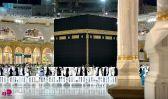 بعد رفع الطاقة الاستيعابية  ..المسجد الحرام يشهد توافد المعتمرين من داخل المملكة وسط إجراءات احترازية