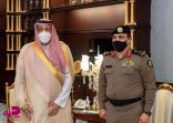 سمو أمير الباحة يطلع على خطط الجهات الأمنية لموسم صيف هذا العام