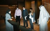 مركز الملك عبد العزيز للحوار الوطني يستقبل وفداً من السفارة الأمريكية