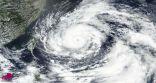 رياح شديدة تهب على شرق الصين مع اقتراب الإعصار إن-فا